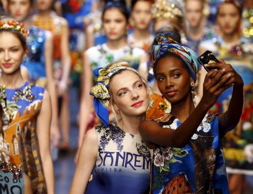 Dolce & Gabbana Women Summer Fashion Show 2016