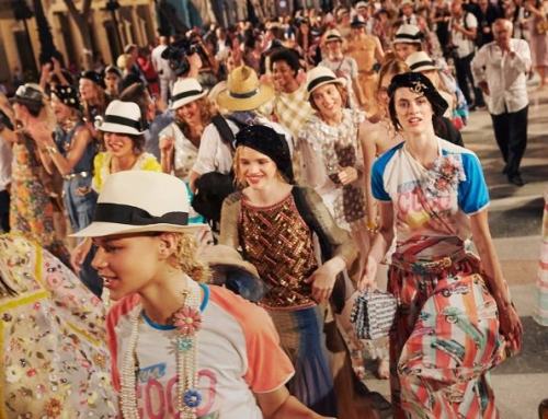 CHANEL goes to CUBA : HAVANA and HAUTE COUTURE